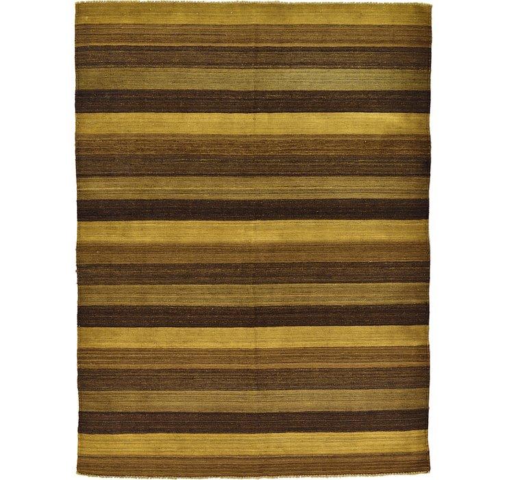 5' x 6' 8 Kilim Afghan Rug