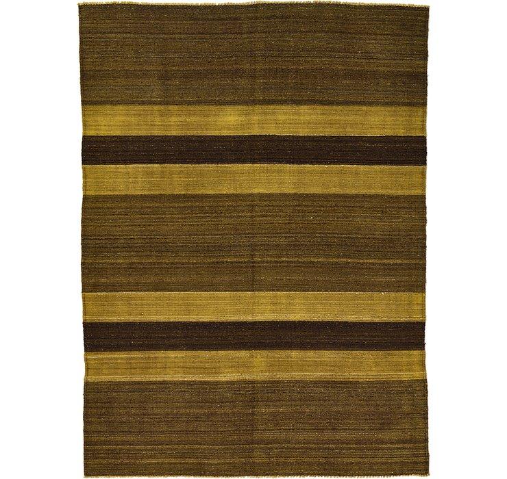 5' 5 x 7' 6 Kilim Afghan Rug