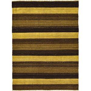 Link to 3' 6 x 4' 9 Kilim Afghan Rug page