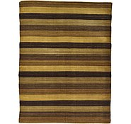 Link to 157cm x 208cm Kilim Afghan Rug