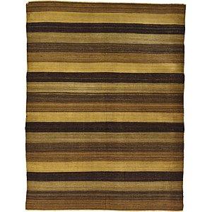 Unique Loom 5' 2 x 6' 10 Kilim Afghan Rug