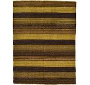 Link to 3' 5 x 4' 8 Kilim Afghan Rug