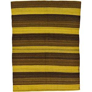 Unique Loom 5' 1 x 6' 10 Kilim Afghan Rug