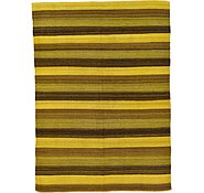 Link to 4' 10 x 6' 8 Kilim Afghan Rug