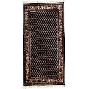 Unique Loom 2' 4 x 4' 7 Mir Oriental Rug