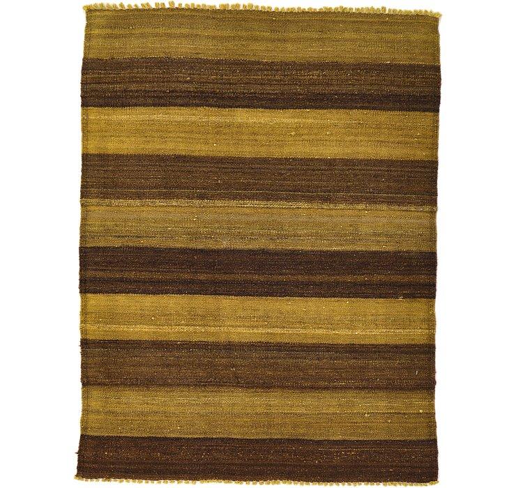 3' x 3' 11 Kilim Afghan Rug