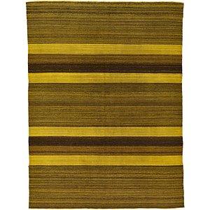 Unique Loom 5' 2 x 6' 9 Kilim Afghan Rug