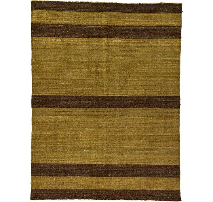 5' 7 x 7' 4 Kilim Afghan Rug