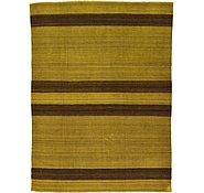 Link to 5' 7 x 7' 6 Kilim Afghan Rug