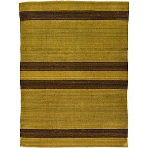 5' 7 x 7' 6 Kilim Afghan Rug