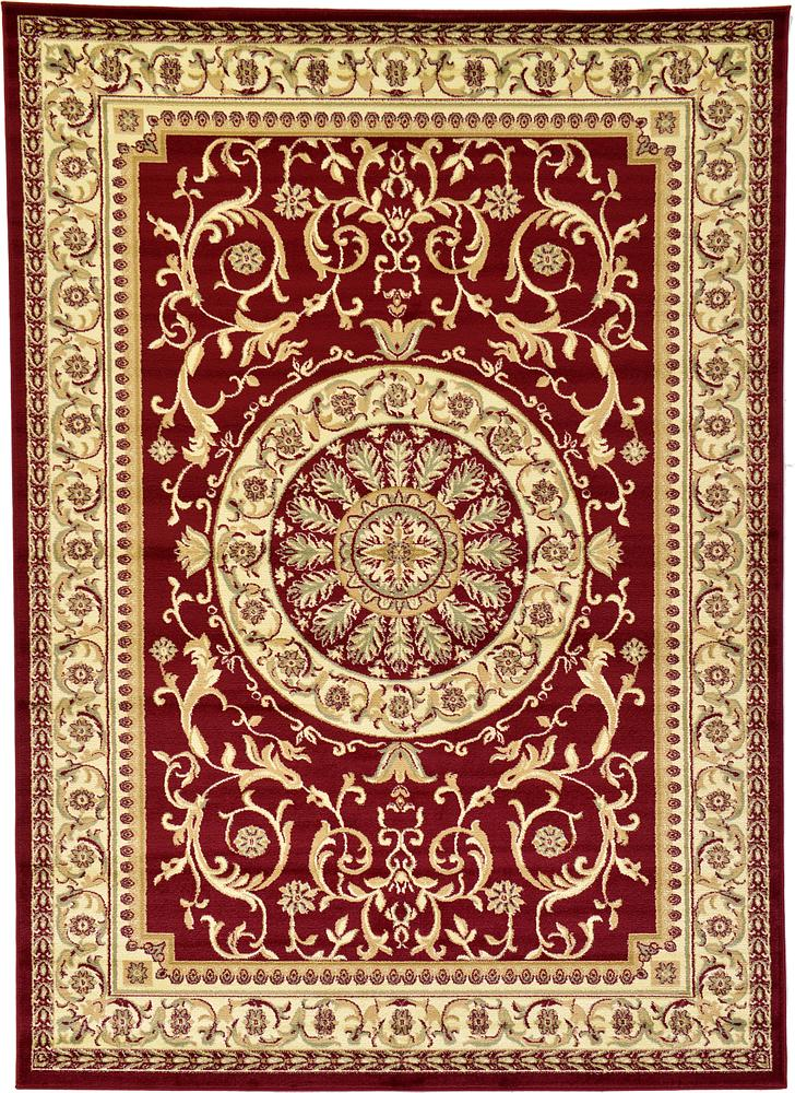 216x305 Classic Aubusson Rug Rugs Ca