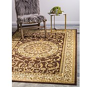 Link to 155cm x 245cm Classic Aubusson Rug