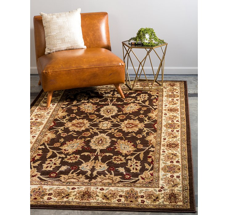 Brown Aditi Rug
