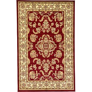 Link to 155cm x 245cm Classic Agra Rug page