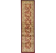 Link to Unique Loom 2' 7 x 10' Agra Runner Rug
