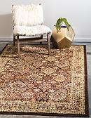 7' x 10' Classic Agra Rug thumbnail image 1