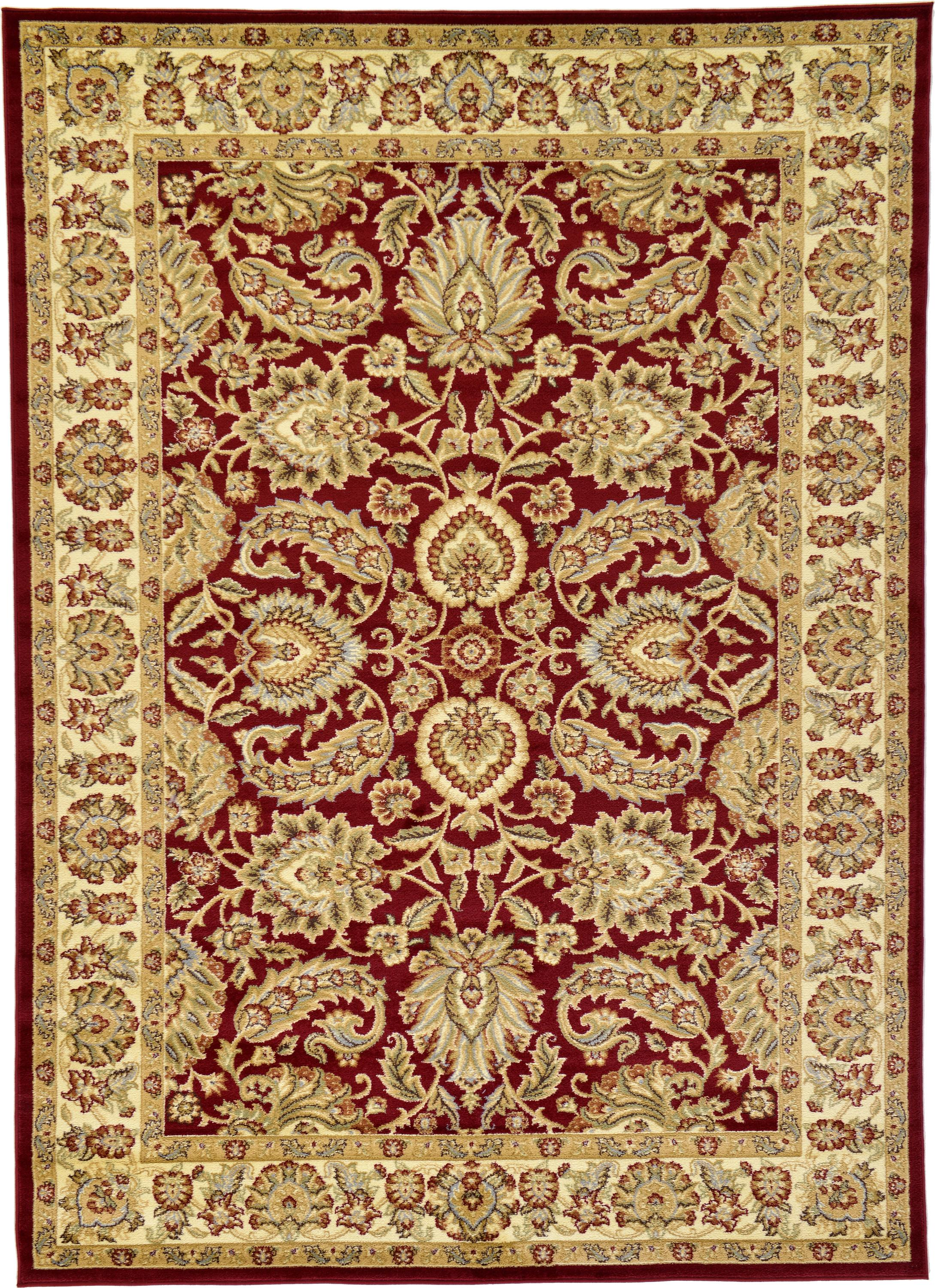 Red 7 X 10 Aditi Rug Rugs Com