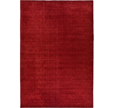 406x599 Reproduction Gabbeh Rug