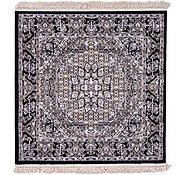 Link to Unique Loom 4' x 4' Bazaar Square Rug