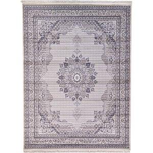 9' 10 x 13' Tabriz Design Rug