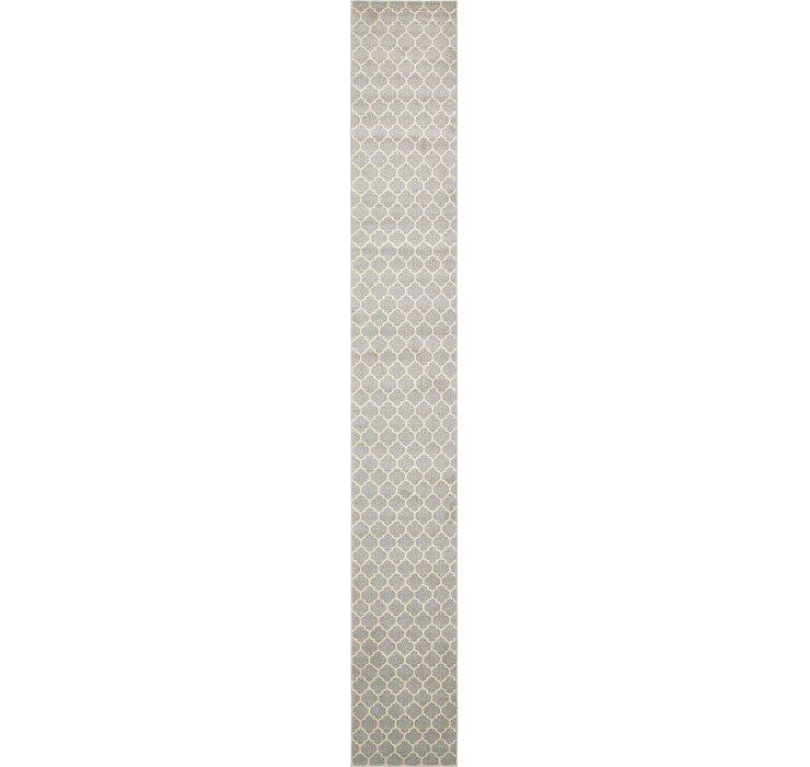 80cm x 600cm Trellis Runner Rug