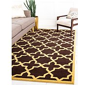 Link to Unique Loom 4' x 6' Trellis Rug