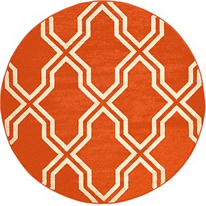 Link to 185cm x 185cm Trellis Round Rug page