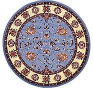 Link to 245cm x 245cm Classic Agra Round Rug