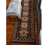 Link to 90cm x 500cm Heriz Design Runner Rug