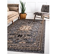 Link to 9' x 12' Heriz Design Rug