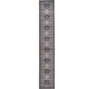 89x500 Heriz Design Rug