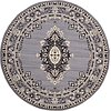 8' 0 x 8' 0 Round image