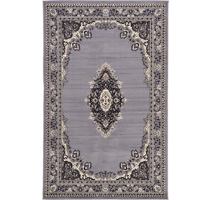 5' x 8' Mashad Design Rug