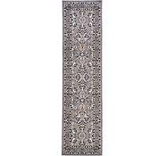 Link to 80cm x 305cm Kashan Design Runner Rug