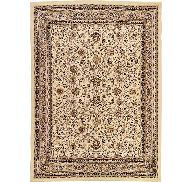 9' 10 x 13' Kashan Design Rug
