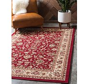 Link to 2' 2 x 3' Kashan Design Rug