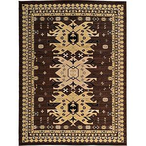 Unique Loom 9' 10 x 13' Taftan Rug