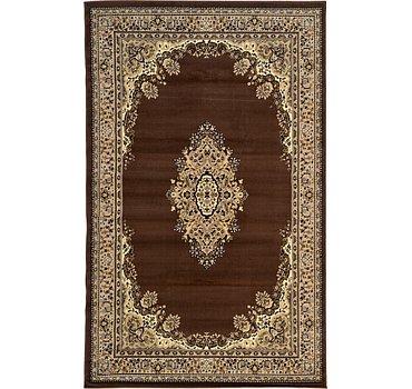 155x244 Mashad Design Rug