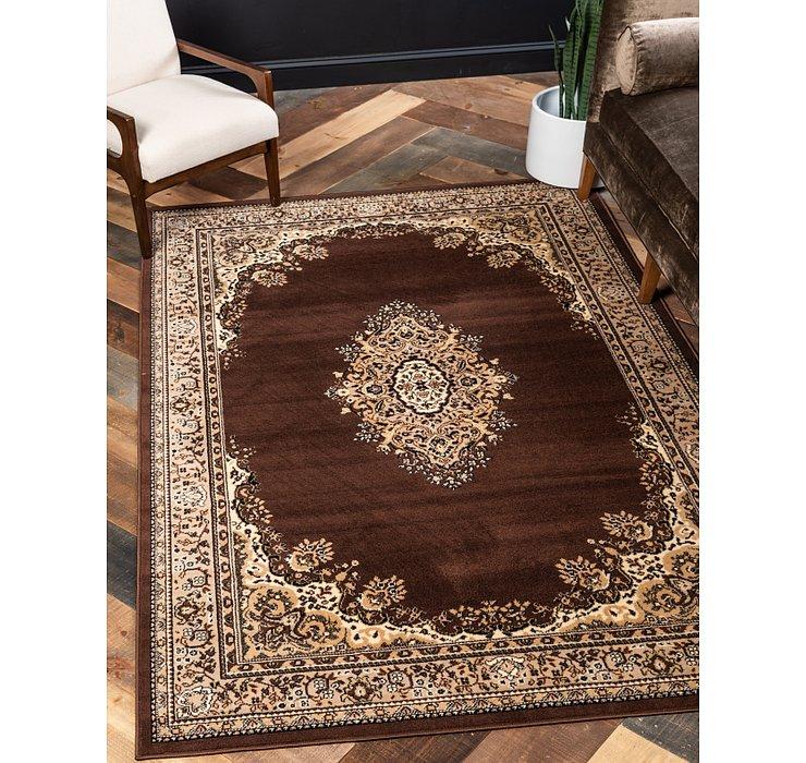 7' x 10' Mashad Design Rug