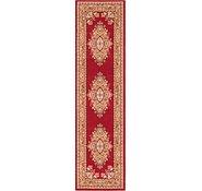 Link to 80cm x 305cm Mashad Design Runner Rug
