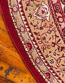 245cm x 245cm Mashad Design Round Rug thumbnail