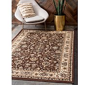 Link to 9' 10 x 13' Kashan Design Rug