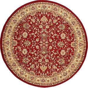245cm x 245cm Kashan Design Round Rug