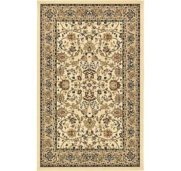 155x244 Kashan Design Rug