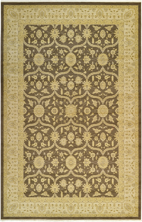Brown 10 6 X 16 5 Kensington Rug Area Rugs Esalerugs