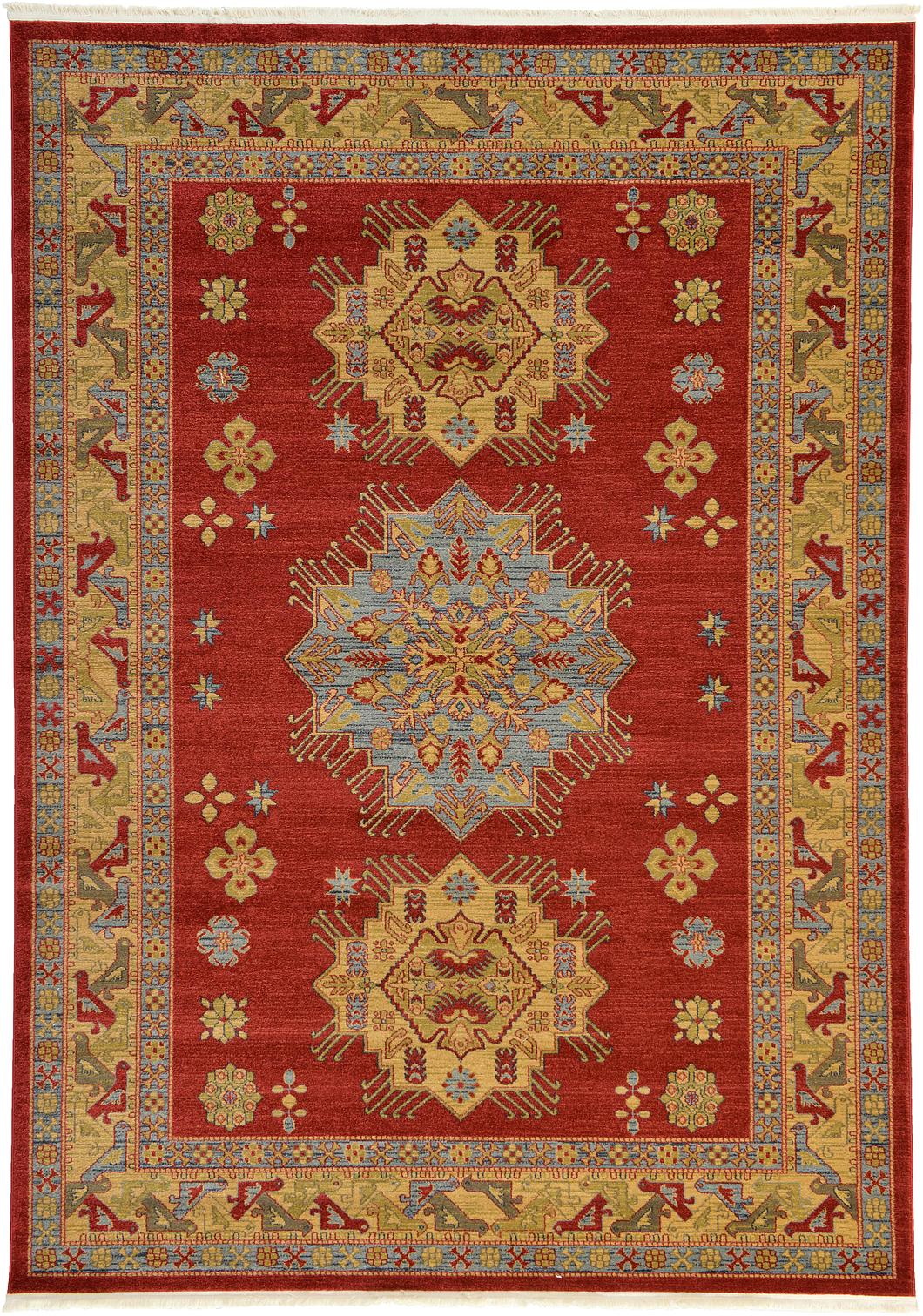 Red 7 X 10 Serapi Rug Area Rugs Rugs Ca