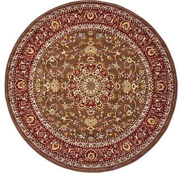 155x155 Isfahan Design Rug
