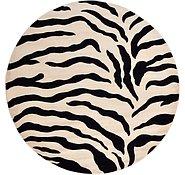 Link to 8' x 8' Safari Round Rug