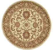 Link to 5' x 5' Classic Agra Round Rug