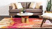 3' 3 x 5' 3 Hyacinth Rug thumbnail image 3
